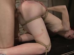 Ginger-haired Loves Another Nice Jizz Flow Session