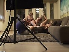 All Girl Backstage Of Cindy Hope, Lana S And Zorah Milky