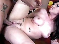 Lusty Ava Rose Receives A Hot Thick Facial Cumshot