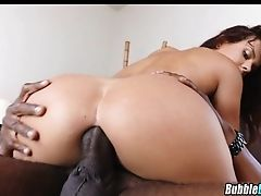 Thick Black Pipe In Her Phat Booty