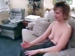 Antique Mummy Liza Sucking Man Rod