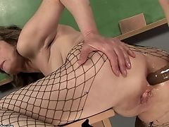 Mummy Nicole Sweet Is Ready To Spend Hours Sucking Mans Meat Pole Non Stop