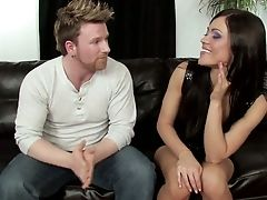 Lustful Mandy More Entices Her Best Friend's Bf For Random Wild Hook-up