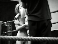 Antonya And Blanche Fight In The Ring