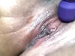 Creamy Cock-squeezing Romanian Cootchie